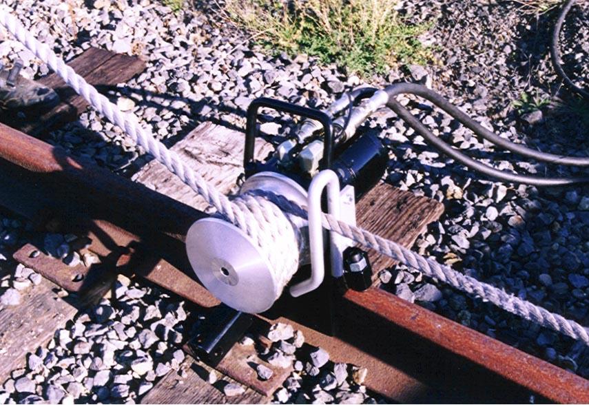 rail car puller